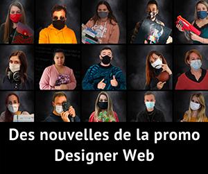 Promotion designer web octobre 2020 - BGESO