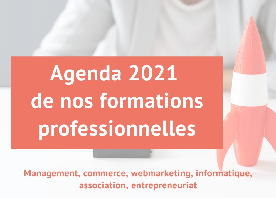 offre formations professionnelles BGESO 2021